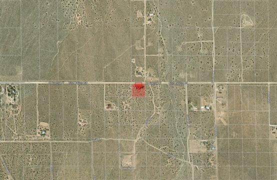 Fort Tejon Rd & 220 St. E – APN3064024027