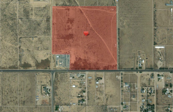 NE Corner 60th St. W &#038&#x3B; Rosamond Blvd &#8211&#x3B; APN25211013
